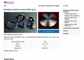 molybdenum-hafnium-carbon.com