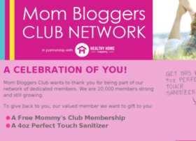 mombloggersgiftmembership.com