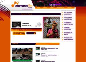 momentofm.com.br