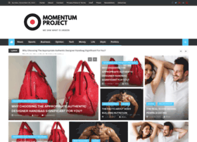 momentum-project.org