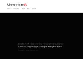 momentum18.com