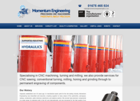 momentumengineeringltd.co.uk