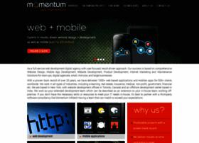 momentuminfotech.com