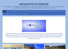 momentumisrael.com
