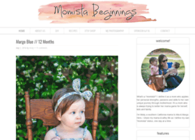 momistabeginnings.com