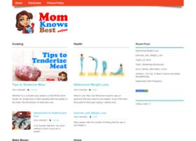 momknowsbestonline.com