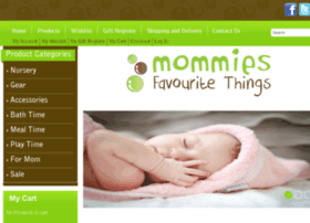 mommiesfavouritethings.com