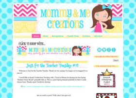 mommy-and-me-creations.blogspot.com