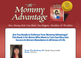 mommyadvantagebook.com