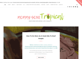 mommygonetropical.com