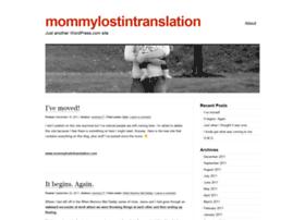 mommylostintranslation.wordpress.com