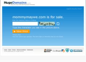 mommymaywe.com