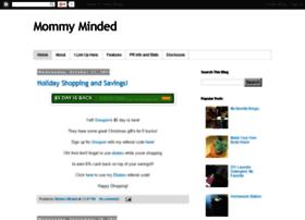 mommyminded.blogspot.com