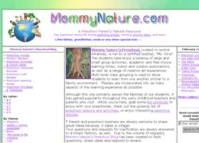 mommynature.com