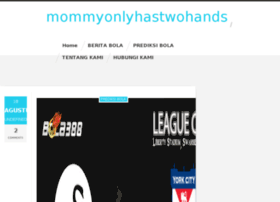 mommyonlyhastwohands.blogspot.com