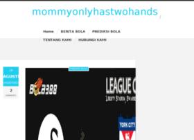 mommyonlyhastwohands.blogspot.com