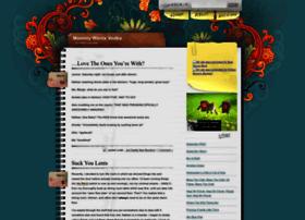 mommywantsvodka.com