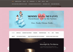 mommywithnonanny.com