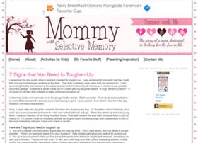 mommywithselectivememory.com