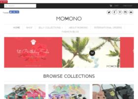 momonoshoes.com