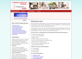 mompreneurasia.com
