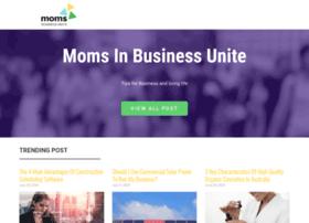 momsinbusinessunite.com