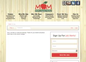 momsorganicmarket.applicantpro.com