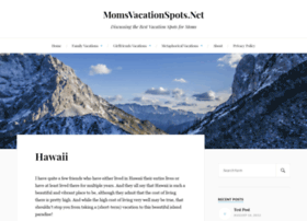 momsvacationspots.net
