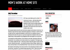 momsworkathomesite.com