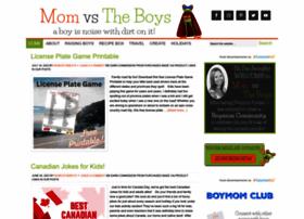 momvstheboys.com