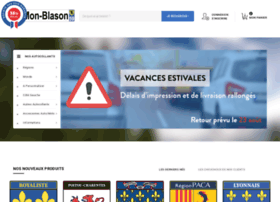 mon-blason.fr