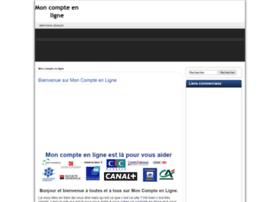 mon-compte-en-ligne.fr