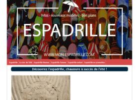 mon-espadrille.com
