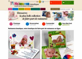 mon-faire-part-naissance.com