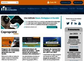 mon-immeuble.com