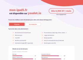mon-ipad5.fr