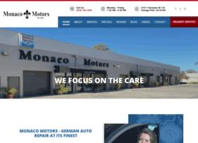 monacomotors.com