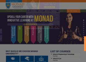 monad.edu.in