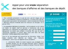 monadversairecestlafinance.fr