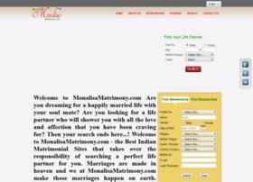 monalisamatrimony.com
