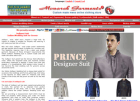 monarch-garments.com