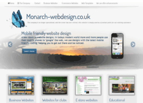 monarch-webdesign.co.uk