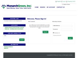 monarchgreendistributor.orderingstore.com
