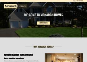 monarchhomesnj.com