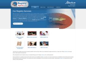 monarchregistries.com