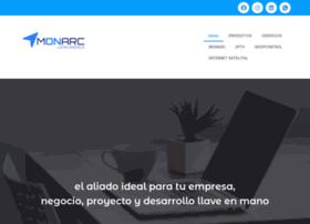 monarclatinamerica.com