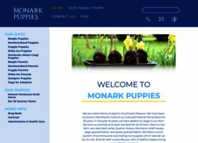 monarkpuppies.com