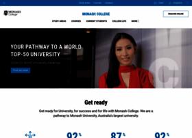 monashcollege.edu.au