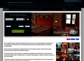 monasterio-san-francisco.h-rez.com