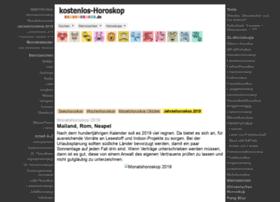 monatshoroskop.de